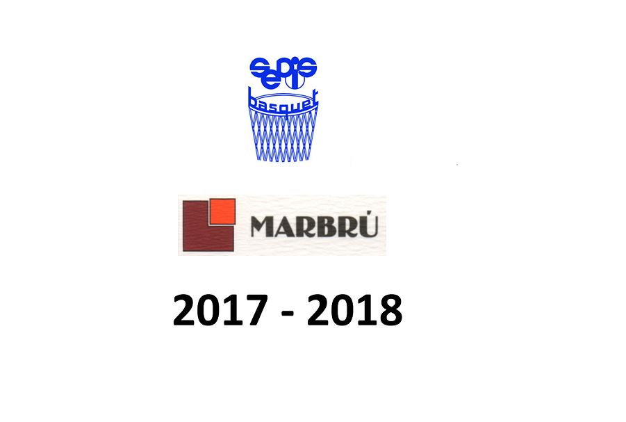 SEDIS MARBRÚ 2017/2018