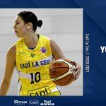 Yurena Díaz segueix una temporada més i complirà la seva quarta temporada a Cadí La Seu.