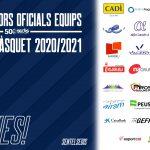 Presentem oficialment els patrocinadors dels nostres equips per la temporada 2020/2021.