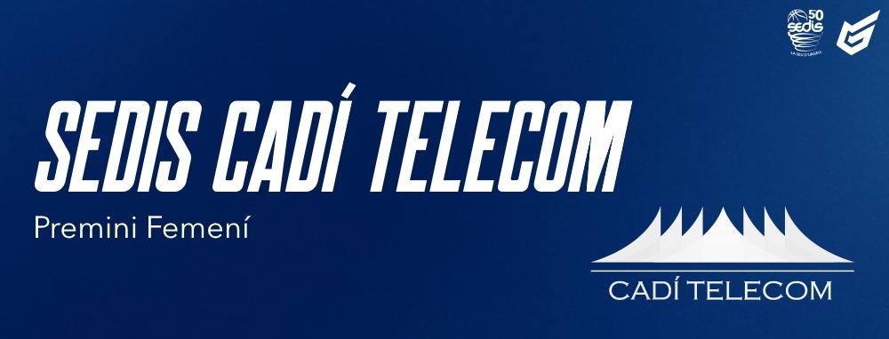 Sedis Cadi Telecom