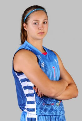 Mikayla Pivec
