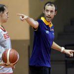 Bernat Canut, dirigint la selecció U18F, participarà en el FIBA U18 Women's European Challenger a Grècia